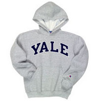 Yale Bulldogs Champion Youth Hoodie