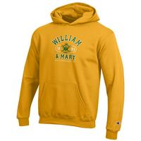 William and Mary Champion Youth Hoodie