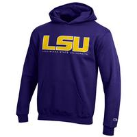 LSU Tigers Champion Youth Hoodie