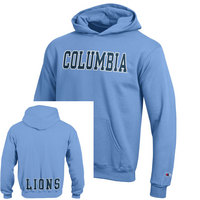 Columbia University Champion Youth Hoodie