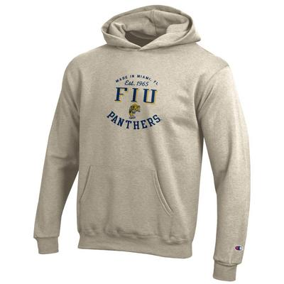 the latest eca75 fe780 Champion Youth Powerblend Hood | Official FIU Panthers Team ...