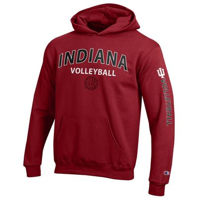 Champion Youth Volleyball Powerblend Hood