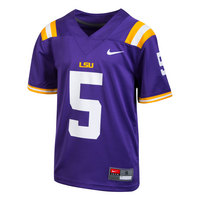 Nike LSU Youth Football Jersey