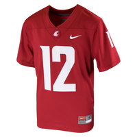 Nike Washington State Youth Football Jersey