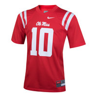 Nike Ole Miss Youth Football Jersey