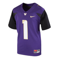 Nike (Youth) Replica #1 Football Jersey