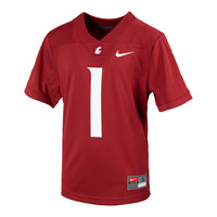 Nike Replica #1 Youth Football Jersey