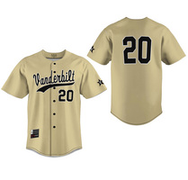 Youth Baseball Fan Jersey