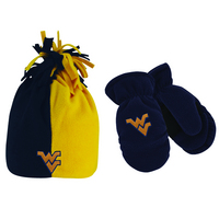 Youth Knit Hat and Mitten Set