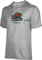 Spectrum Baseball Youth Unisex 5050 Distressed Short Sleeve Tee