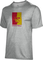 Basketball Spectrum Youth Unisex Short Sleeve Tee