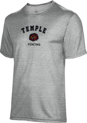 Spectrum Fencing Youth Unisex 5050 Distressed Short Sleeve Tee