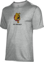 Spectrum Ice Hockey Youth Unisex 5050 Distressed Short Sleeve Tee