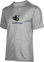 Spectrum Womens Golf Youth Unisex 5050 Distressed Short Sleeve Tee