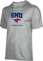 Spectrum Womens Soccer Youth Unisex 5050 Distressed Short Sleeve Tee
