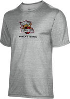 Spectrum Womens Tennis Youth Unisex 5050 Distressed Short Sleeve Tee