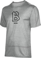ProSphere Band Youth Unisex TriBlend Distressed Tee