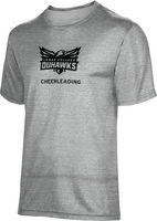 ProSphere Cheerleading Youth Unisex TriBlend Distressed Tee
