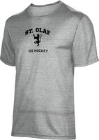 ProSphere Ice Hockey Youth Unisex TriBlend Distressed Tee