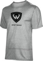 ProSphere Spirit Squad Youth Unisex TriBlend Distressed Tee