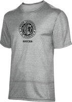 ProSphere Youth Soccer Youth Unisex TriBlend Distressed Tee
