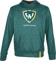 Womens Soccer ProSphere Youth Sublimated Hoodie