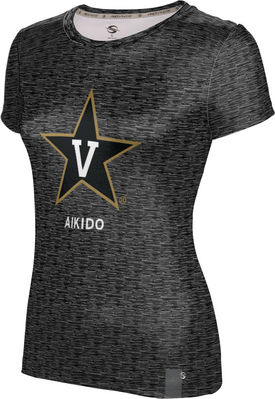 Aikido ProSphere Girls Sublimated Tee