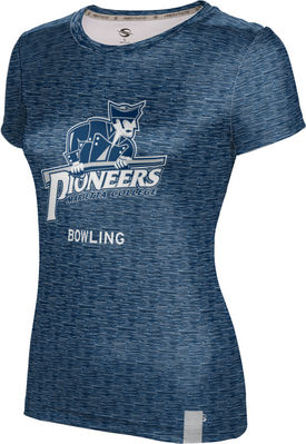 ProSphere Bowling Youth Girls Short Sleeve Tee