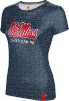 Cheerleading ProSphere Girls Sublimated Tee (Online Only)