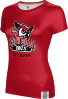 ProSphere Ice Hockey Youth Girls Short Sleeve Tee