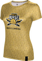 ProSphere Rock Climbing Youth Girls Short Sleeve Tee