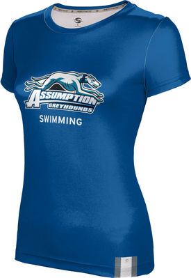 Swimming ProSphere Girls Sublimated Tee