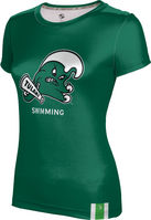 ProSphere Swimming Youth Girls Short Sleeve Tee