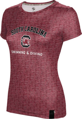 Swimming & Diving ProSphere Girls Sublimated Tee