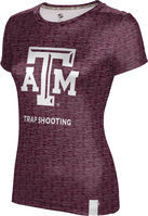 ProSphere Trap Shooting Youth Girls Short Sleeve Tee