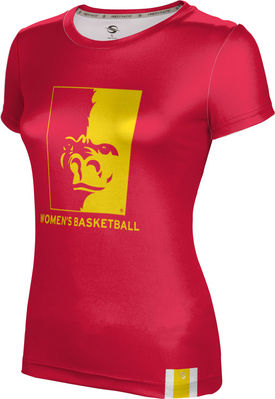 Womens Basketball ProSphere Girls Sublimated Tee