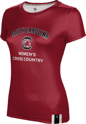 Womens Cross Country ProSphere Girls Sublimated Tee