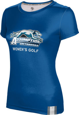 Womens Golf ProSphere Girls Sublimated Tee