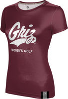 ProSphere Womens Golf Youth Girls Short Sleeve Tee