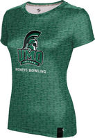 ProSphere Womens Bowling Youth Girls Short Sleeve Tee