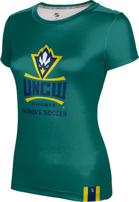 Womens Soccer ProSphere Girls Sublimated Tee