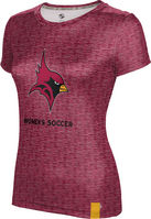 ProSphere Womens Soccer Youth Girls Short Sleeve Tee