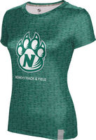 ProSphere Womens Track & Field Youth Girls Short Sleeve Tee