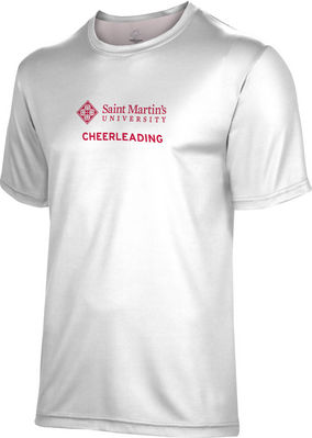 Spectrum Cheerleading Youth Unisex 5050 Distressed Short Sleeve Tee