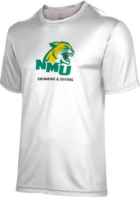 Swimming & Diving Spectrum Youth Short Sleeve Tee