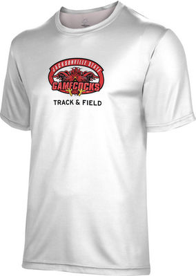 Spectrum Track & Field Youth Unisex 5050 Distressed Short Sleeve Tee