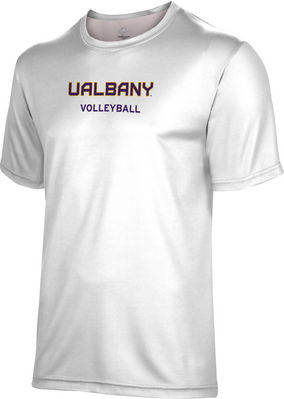 Volleyball Spectrum Youth Unisex Short Sleeve Tee
