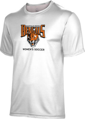 Womens Soccer Spectrum Youth Unisex Short Sleeve Tee