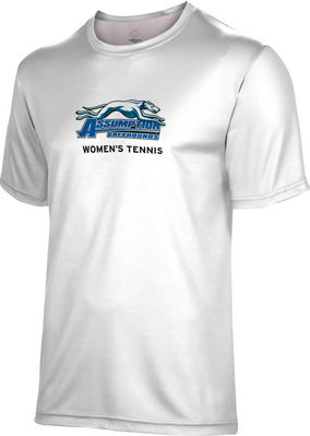 Womens Tennis Spectrum Youth Short Sleeve Tee