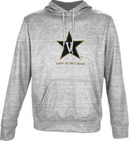 Spectrum Spirit of Gold Band Youth Unisex Distressed Pullover Hoodie